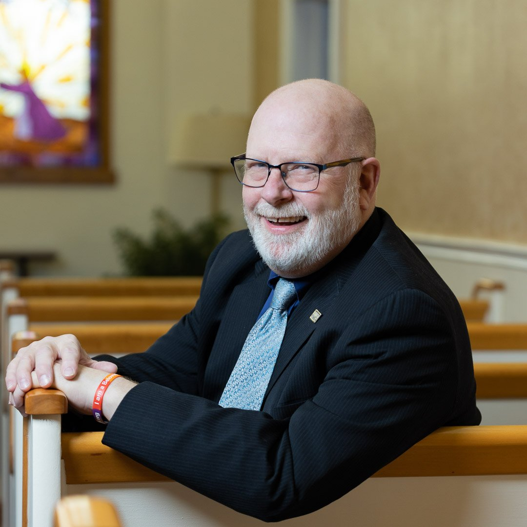 Pastor David Montgomery Staff Pic